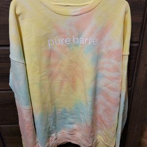 Pure Barre pullover